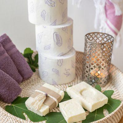 Naturkosmetik selber machen: DIY Seife mit Feigenduft