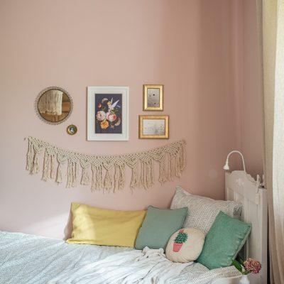 Zimmer makeover: Vom Kinderzimmer zum Teenie Traum