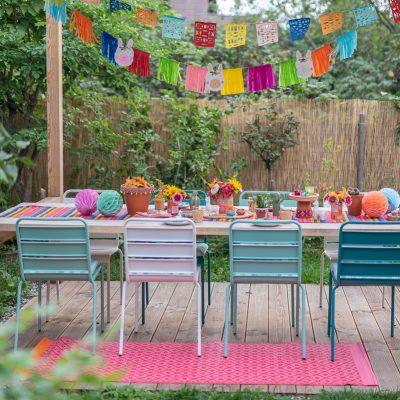 Dekoideen und Aktivitäten für eine Lama Fiesta zum Kindergeburtstag