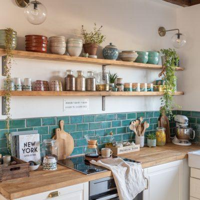 Dekoideen für die Küche im Januar