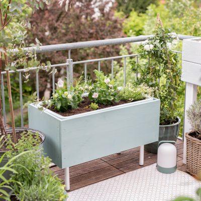 DIY - Plant Box: Blumenkübel selber bauen