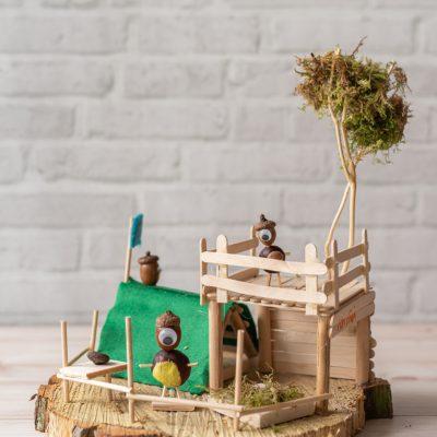 DIY - Bastelideen für den Kindergeburtstag im Herbst